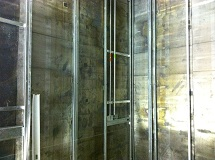 Fabrication and Installation of Lead Sheet & Lead Lined Partition Wall