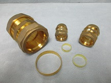 Brass Compression Fittings ( Low Working Pressure )