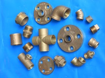 Bronze Fittings & Flanges