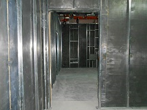 Installation of Lead Sheet & Lead Lined Partition Wall